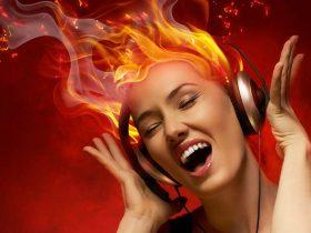 موزیک داغ برای رابطه جنسی