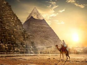 اهرام مصر 5 حقیقت جالب