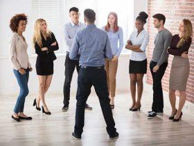 ویژگی های رهبری تیم