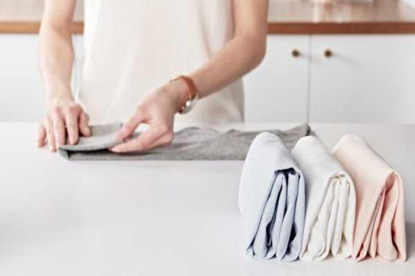 ترفند های ساده برای تمیز کردن کمد