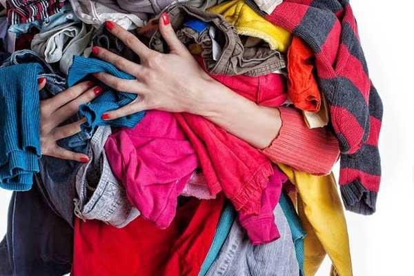 5 ترفند ساده برای تمیز کردن کمد