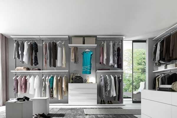 استفاده از جدا کننده لباس برای مرتب کردن