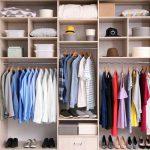 5 ترفند ساده برای مرتب کردن کمد لباس