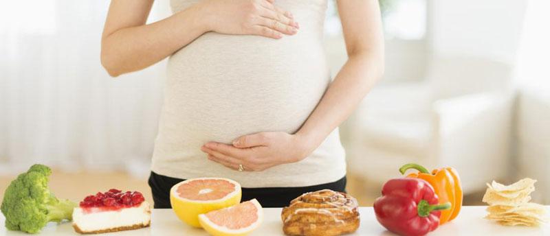 تغذیه مادران باردار