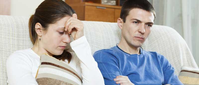 سرد شدن رابطه زناشویی