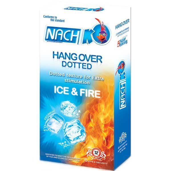 کاندوم یخ و آتش ناچ