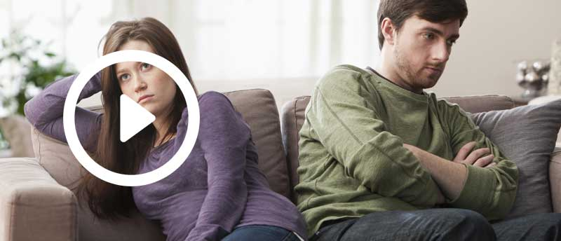 عادت های بد زندگی زناشویی