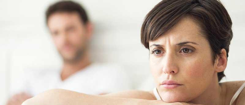 کاهش میل جنسی در زنان