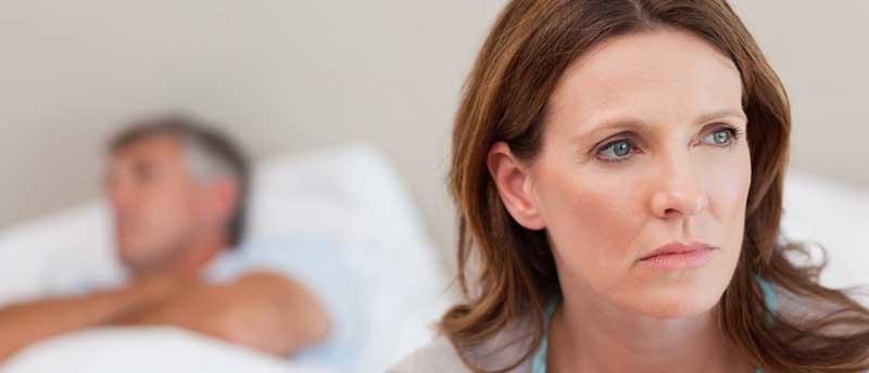 درمان کاهش میل جنسی زنان