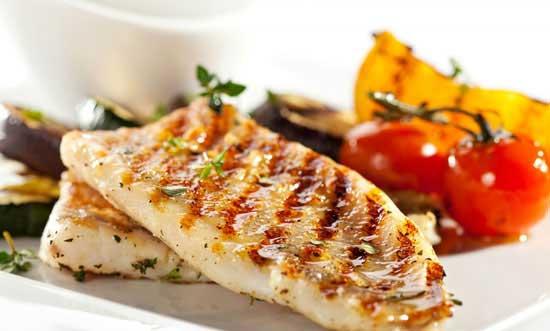 خوردن ماهی پیشگیری از سرطان پروستات