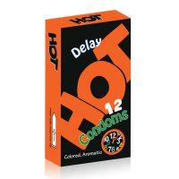 کاندوم تاخیری هات hot delay condom
