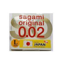 کاندوم ساگامی ژاپن نازکترین کاندوم جهان