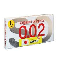 کاندوم ساگامی ژاپن سایز نرمال بسته دو عددی