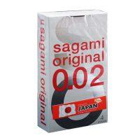 کاندوم نازک ساگامی بسته چهار عددی