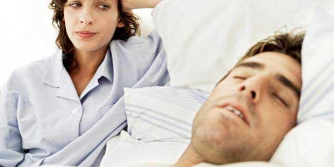 خوابیدن بعد رابطه جنسی