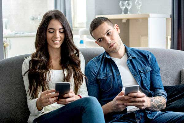تنوع طلبی جنسی گوشی های هوشمند