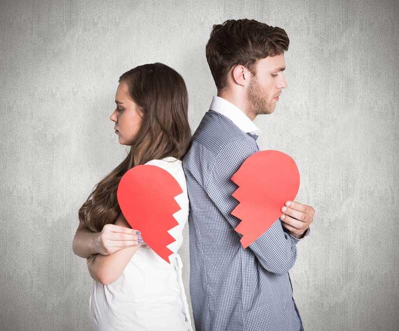 تنوع طلبی جنسی و طلاق