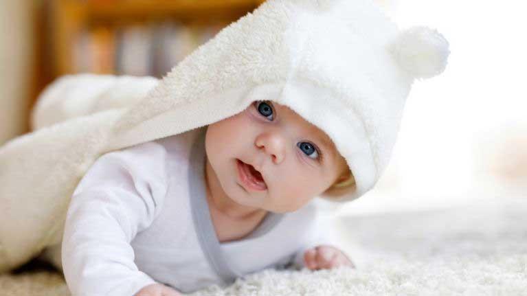 چی بخوریم تا فرزندمان زیبا شود