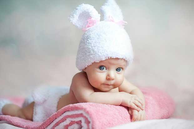 کودک زیبا داشتن