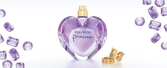 عطر زنانه پرنسس از برند ورا وانگ (Princess By Vera Wang)