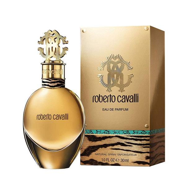عطر ادکلن رابرتو کاوالی طلایی Roberto Cavalli Eau de Parfum زنانه
