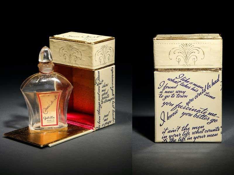 بسته بندی جالب عطر