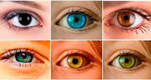 رنگ چشم